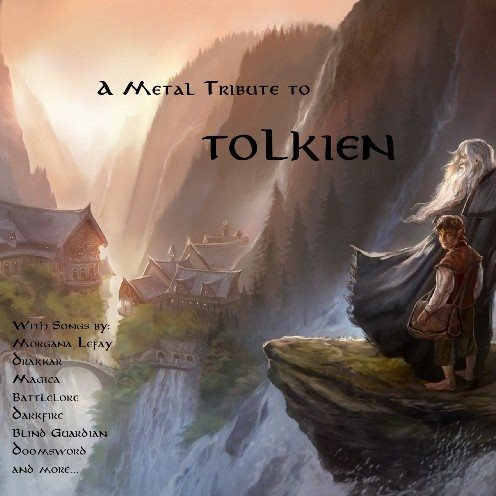 A Metal Tribute To Tolkien  -   Various Artists -  2014 (Disk 2)