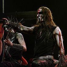 Норвежский  black-metal