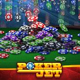 Скриншот игры Покер Джет